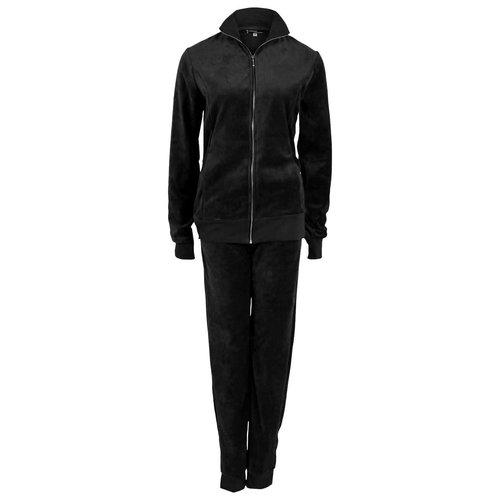 Longlady Longlady Homewear Suit Soraya Black