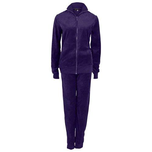 Longlady Longlady Homewear Suit Soraya Purple