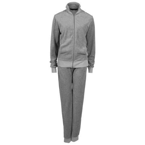 Longlady Longlady Homewear Suit Soraya Silvergrey