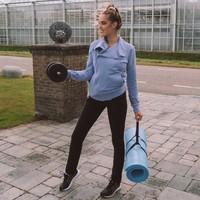Longlady Sportjack Sabine Lila