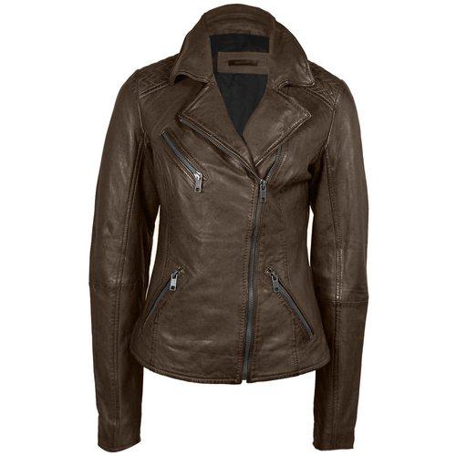 Deercraft Deercraft Bikerjacket Leather Brown