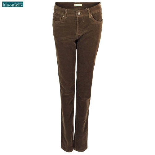 Bloomers Bloomers Jeans Alina Ribcord Bruin