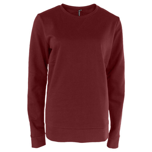 Longlady Longlady Sweater Freya Bordeaux