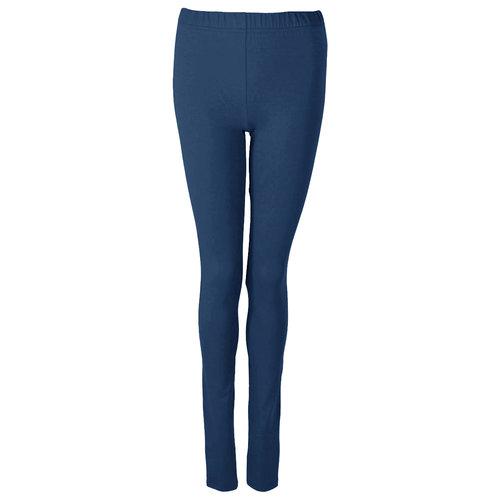 Longlady Legging Loretta Donkerblauw