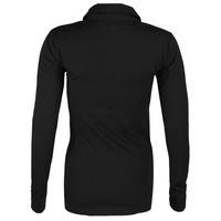 Longlady Shirt Trixie Zwart