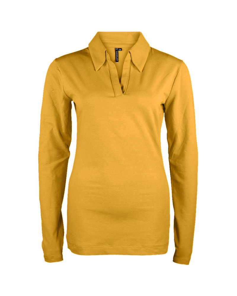 Longlady Shirt Trixie Oker