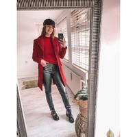 Longlady Jas Monique Rood
