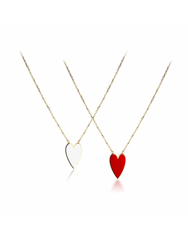 Calliope Love & Peace Necklace