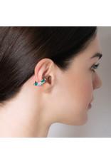Calliope Harlequin Ear Cuff
