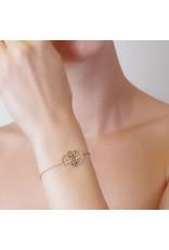 Shanhan Temple Bracelet Blue Lotus