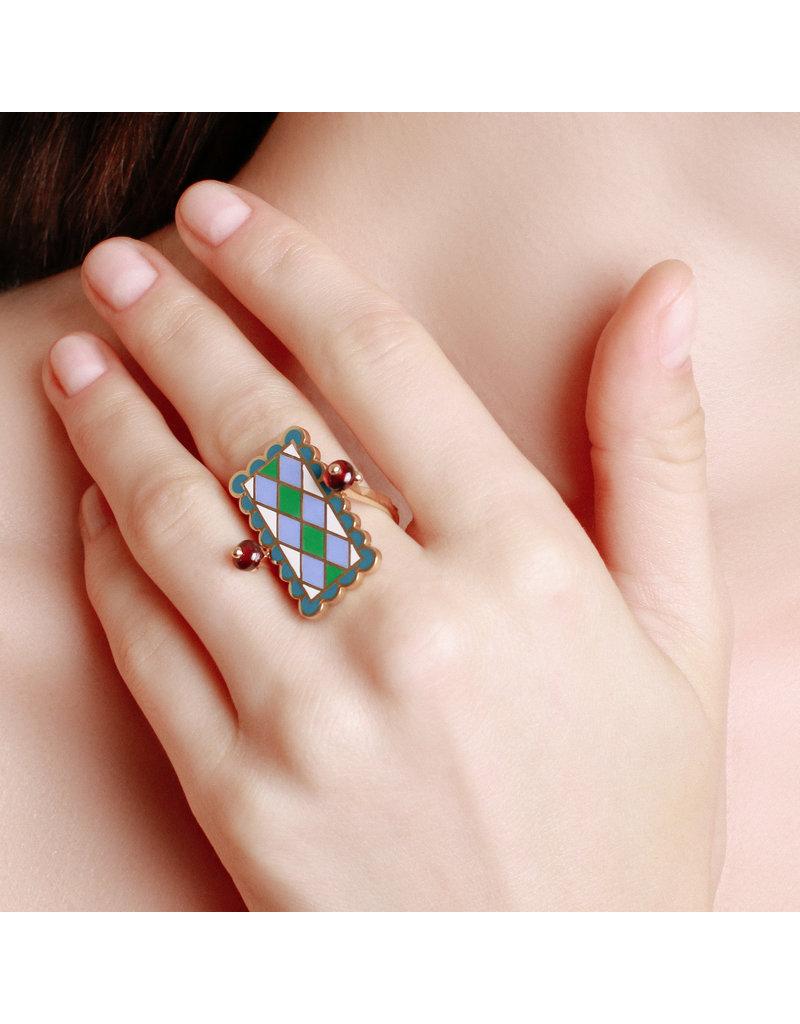 Calliope Acrobat GM Ring