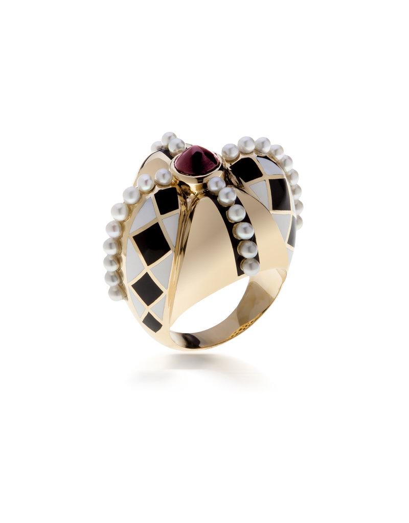 Calliope Banquine Ring