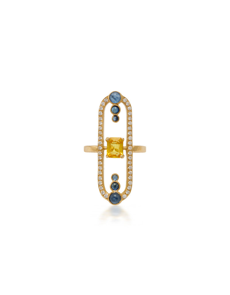 Shanhan String Dancer Weiqi Ring Narcissus