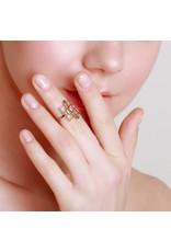 Shanhan String Dancer Pinky Ring