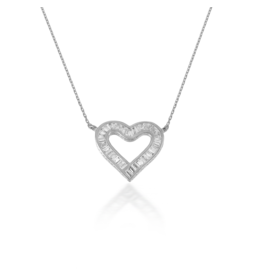 Spell My Love Pendant Heart Shape