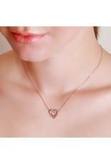 Spell My Love Pendant Heart Shape