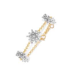 Starflake 5-Star Bracelet