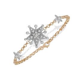 Starflake 3-Star Bracelet