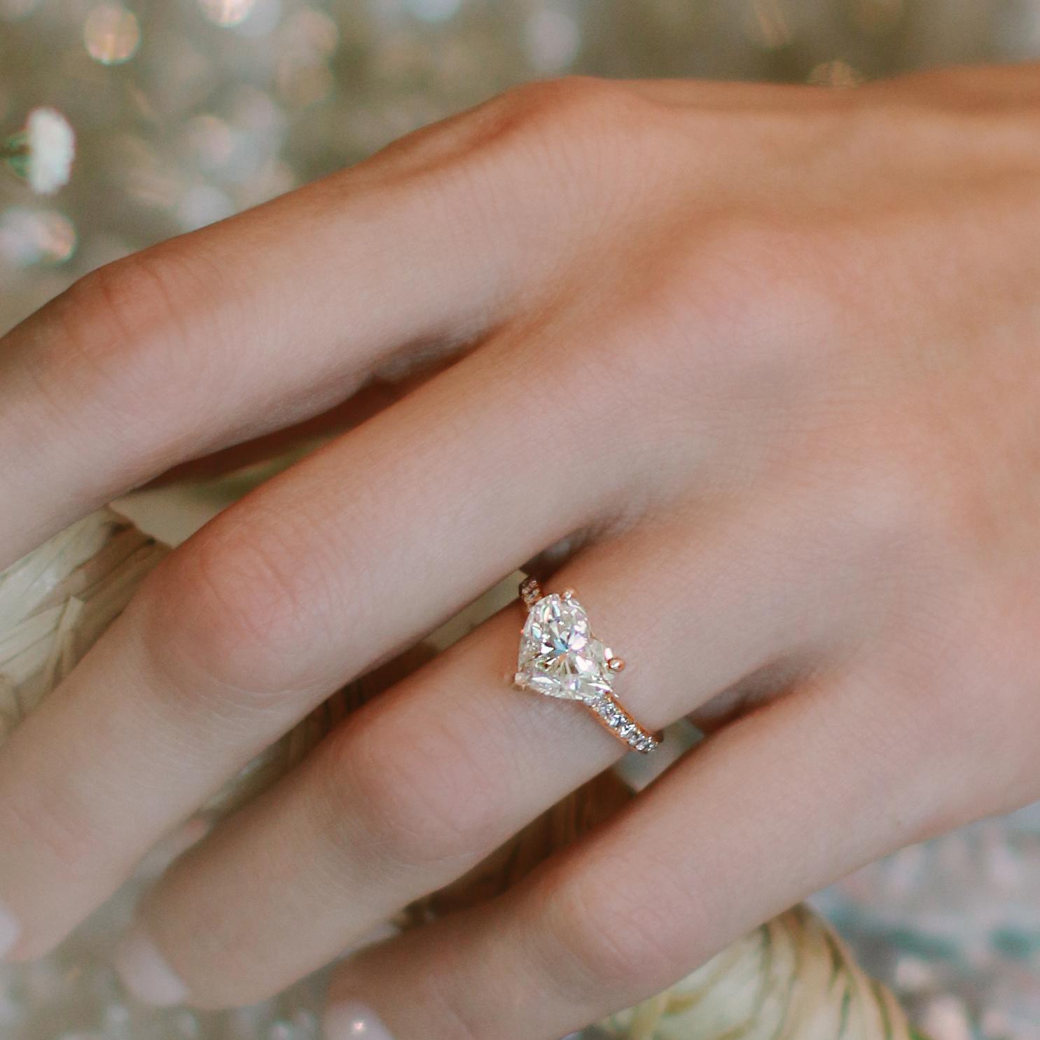 Bespoke Bridal Rings
