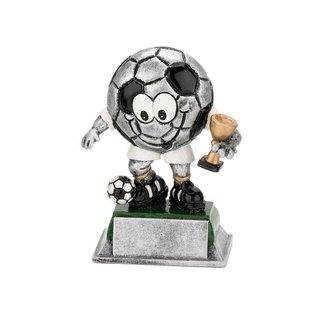 Komische voetballer