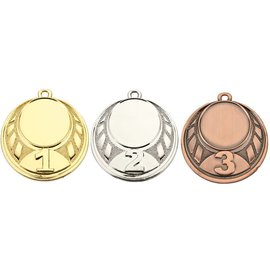 Medaille 1-2-3