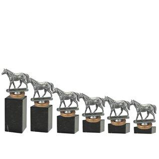 Paard op marmer