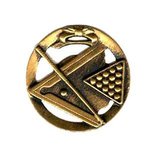 470 Medaille poolbiljart 70mm (op=op)