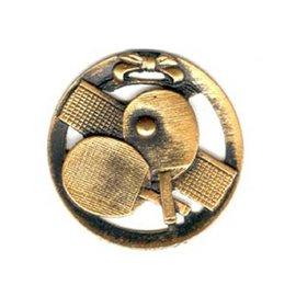 Medaille tafeltennis 70mm (op=op)