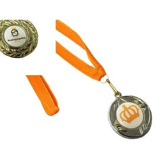 Koningsdag medaille