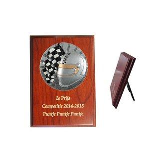 224 Houten standaard auto/motorsport