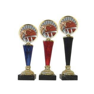 229 Standaard goud basketbal