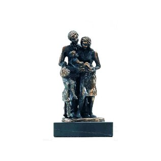 Sculpture gezin