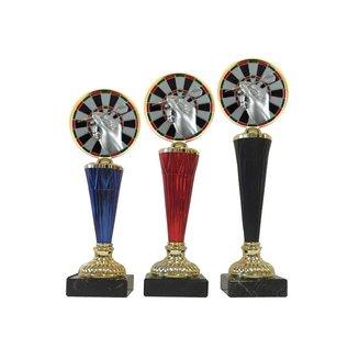 229 dartstandaard goud of zilver