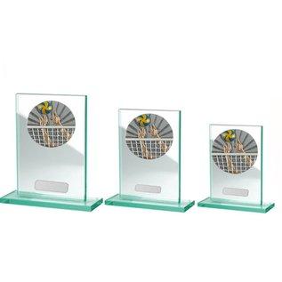 228 Glasstandaard volleybal