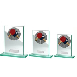 Glasstandaard tafeltennis