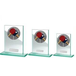 228 Glasstandaard tafeltennis