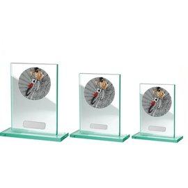 Glasstandaard motor