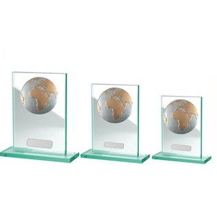 228 Glasstandaard wereld