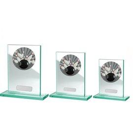 Glasstandaard bowlen