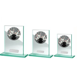 228 Glasstandaard bowlen