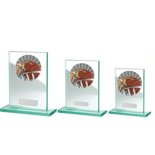 228 Glasstandaard basketbal