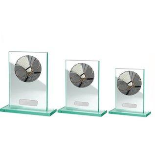 228 Glasstandaard badminton
