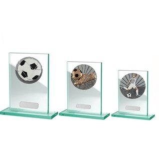 228 Glasstandaard voetbal