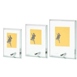Glasstandaard hardlopen