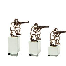 BEG 566 Trofee schieten knielend