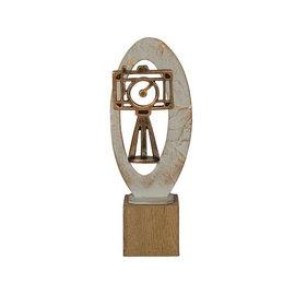 BEH 568 Trofee foto op hout