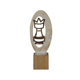 BEH 557 Trofee schaken op hout