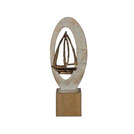 BEH 552 Trofee zeilen op hout