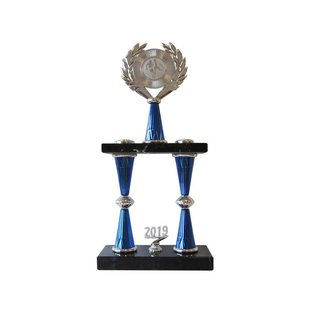 1510 Blauwe trofee