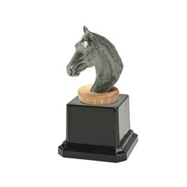 Standaard paard of paardenhoofd